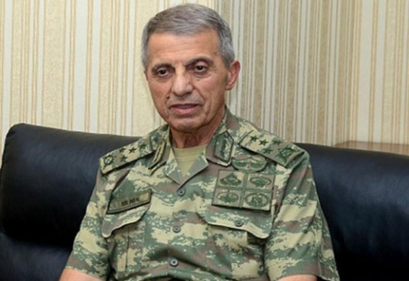 Глава общего командования жандармерии Турции прибыл в Баку