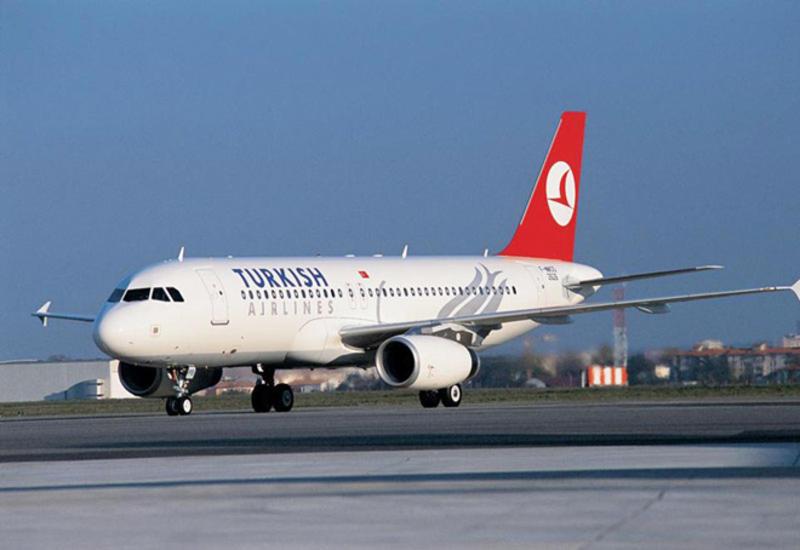 Самолет Turkish Airlines экстренно сел в Сербии
