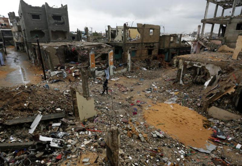 В Газе израильтяне и палестинцы пять раз за день вступали в перестрелки