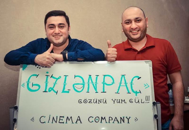 "Авторы ""My name is İntiqam"" снимают новый фильм <span class=""color_red"">- ФОТО</span>"