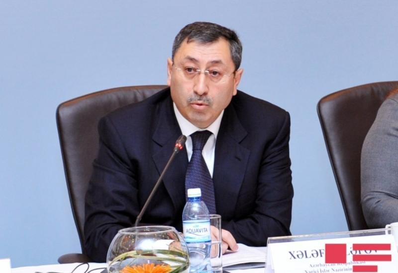 Халаф Халафов рассказал в ООН о зверствах армян