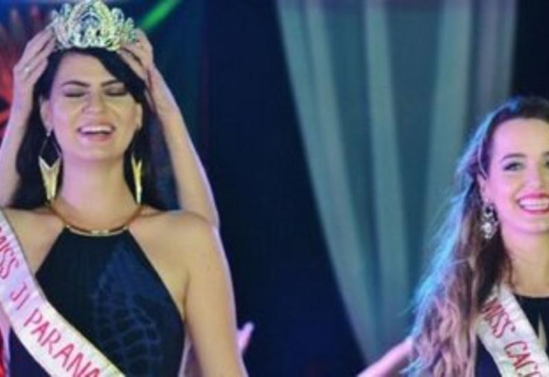 """Конкурс красоты в Бразилии завершился скандалом <span class=""""color_red"""">- ВИДЕО</span>"""