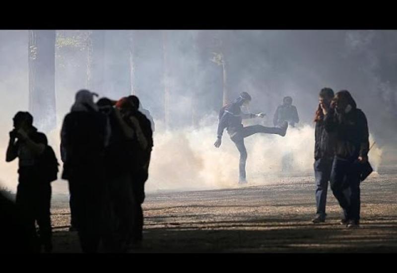 """Недовольные французы шантажируют власти срывом ЧЕ по футболу <span class=""""color_red"""">- ВИДЕО</span>"""