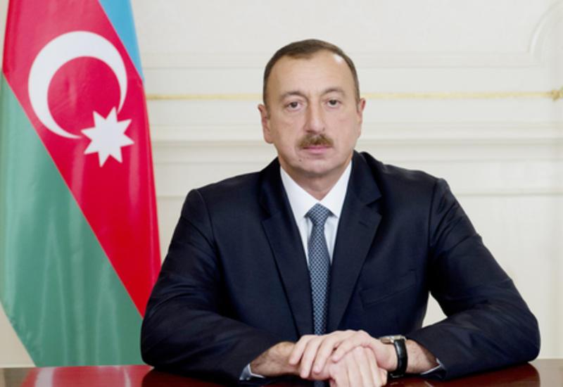 Президент Ильхам Алиев: Избрание Гянджи «Молодежной столицей Европы» является вполне естественным и закономерным