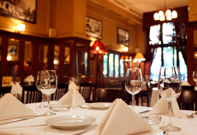 """Что предлагают посетителям в старейшем ресторане мира <span class=""""color_red"""">- ВИДЕО</span>"""