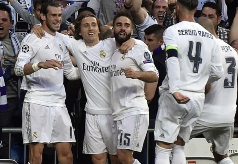 """""""Реал Мадрид"""" вышел в финал Лиги чемпионов <span class=""""color_red"""">- ФОТО - ВИДЕО</span>"""