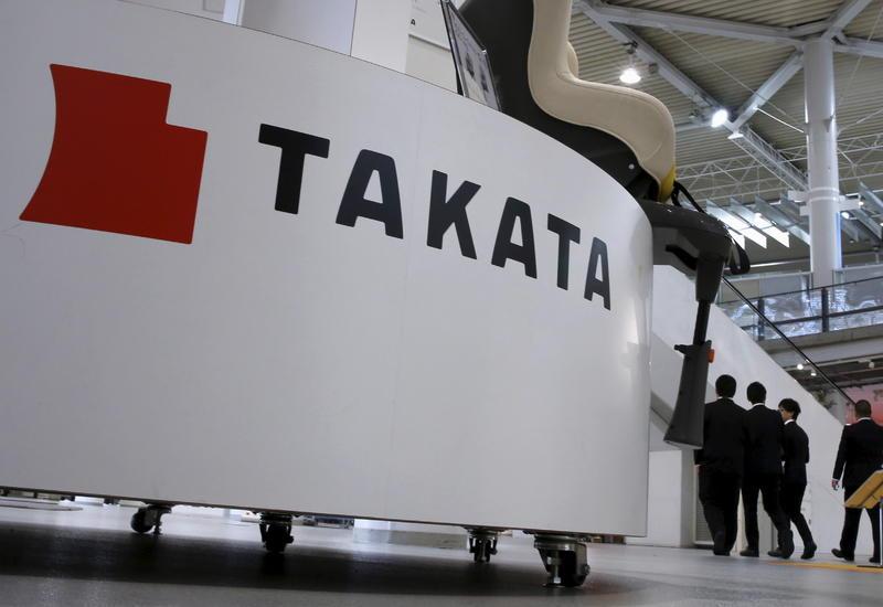 В США отзывают 40 млн подушек безопасности Takata