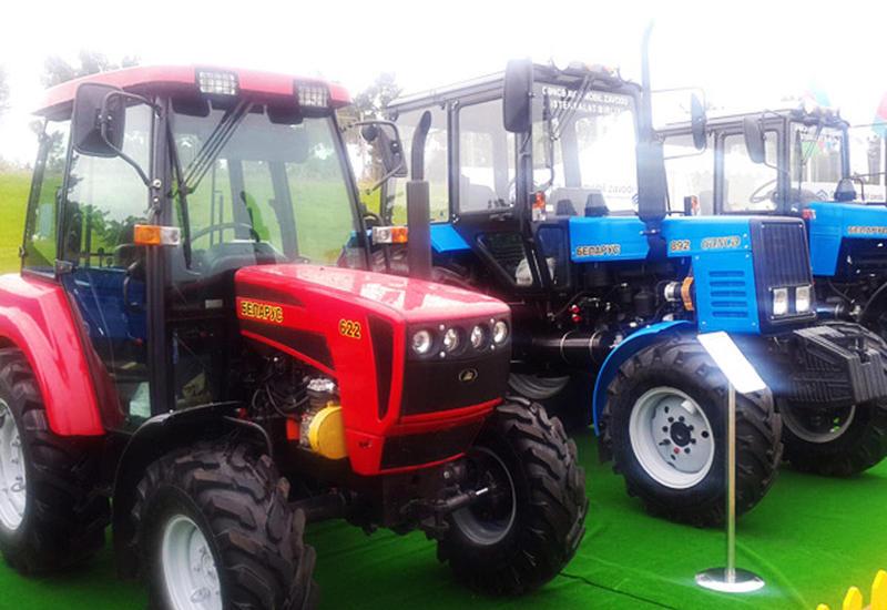 "В Азербайджане соберут 2 000 тракторов <span class=""color_red"">- ФОТО</span>"