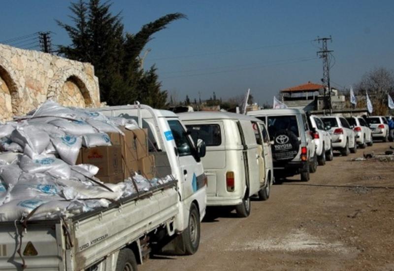 "Власти Сирии не разрешили ООН доставить гумпомощь <span class=""color_red"">- ВИДЕО</span>"