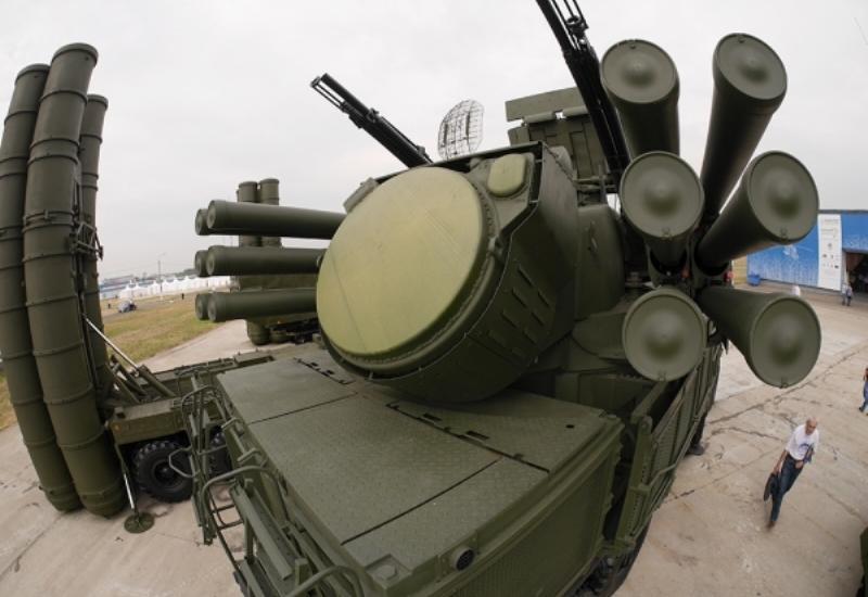 Россия запретила армянам покупать оружие