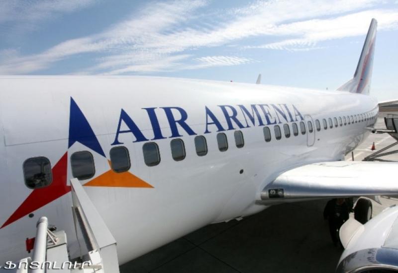Национальный авиаперевозчик Армении лишился последнего