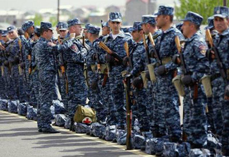"""Армения стягивает спецназ в оккупированный Карабах <span class=""""color_red"""">- ФОТО</span>"""