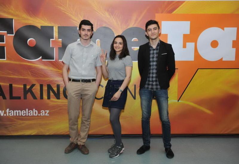 "Студент БВШН стал победителем конкурса ""Famelab"" <span class=""color_red"">- ФОТО</span>"