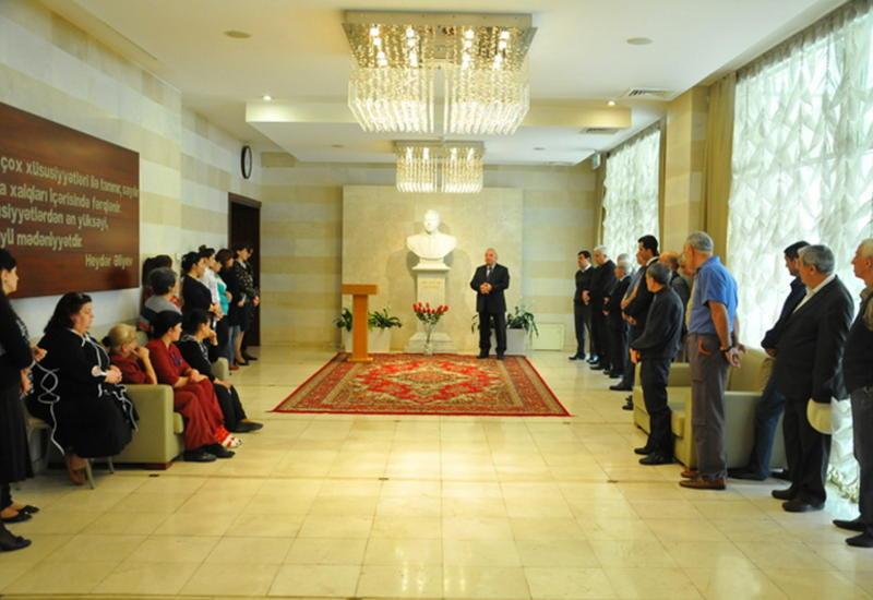 """Во Дворце Гейдара Алиева прошло мероприятие, посвященное 93-й годовщине со дня рождения Общенационального лидера Гейдара Алиева <span class=""""color_red"""">- ФОТО</span>"""