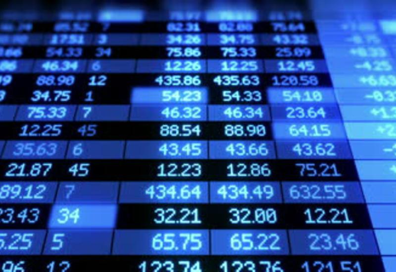 Оборот биржевых операций достиг 1 млрд. манатов