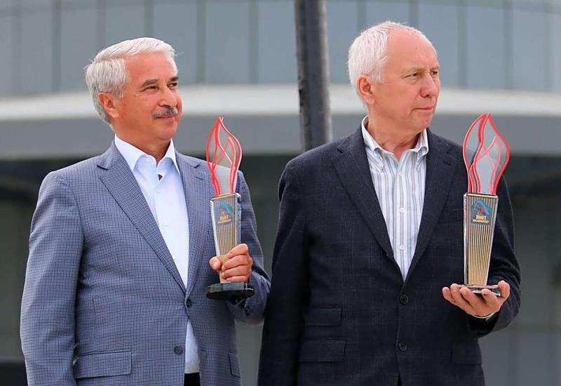Александр Гусятников: Президент Ильхам Алиев делает все для развития спорта в Азербайджане