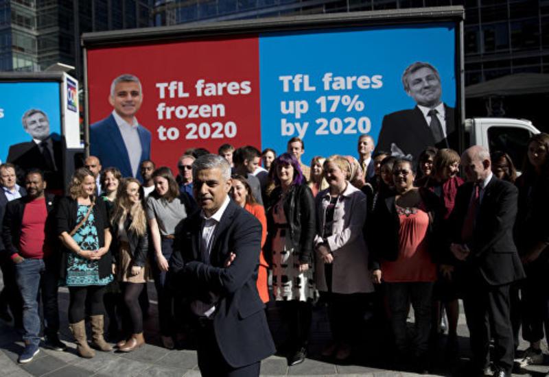 Мэром Лондона избран мусульманин