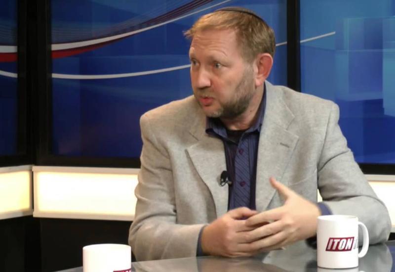"""Зев Ханин: """"Визит Нетаньяху в Азербайджан выведет отношения стран на новый уровень"""""""