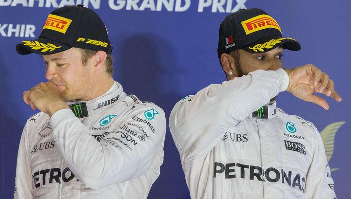 Британец Хэмилтон выиграл квалификацию Гран-при Испании