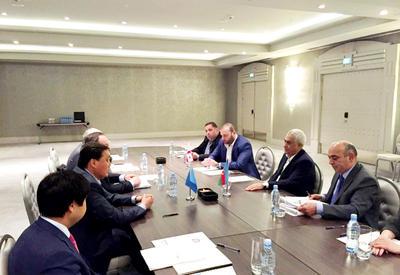 Казахстан, Азербайджан и Грузия увеличат грузоперевозки по Транскаспийскому маршруту
