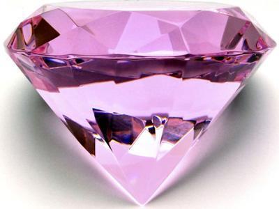 «Уникальный розовый» бриллиант пустили смолотка порекордной цене