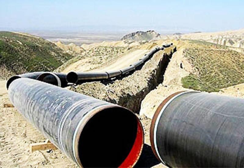 Для газопровода TAP доставлены 14 тысяч труб