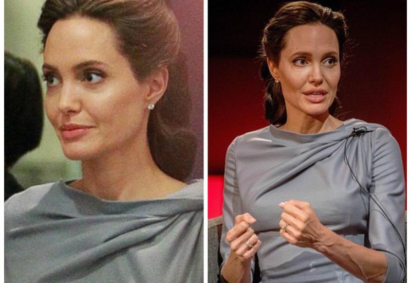 Анджелина Джоли осудила действия администрации Трампа