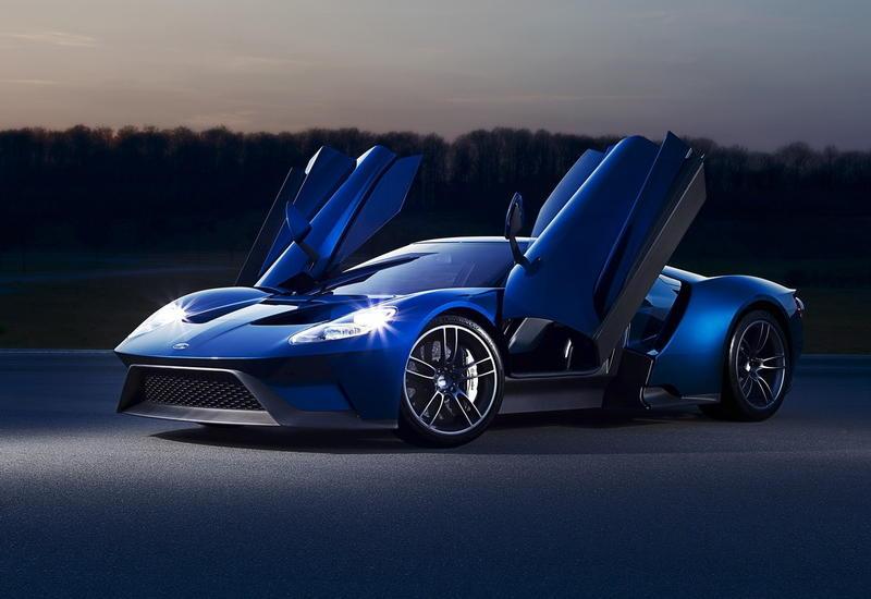 """Желающих купить новый суперкар от Ford оказалось в 13 раз больше, чем машин <span class=""""color_red"""">- ФОТО</span>"""