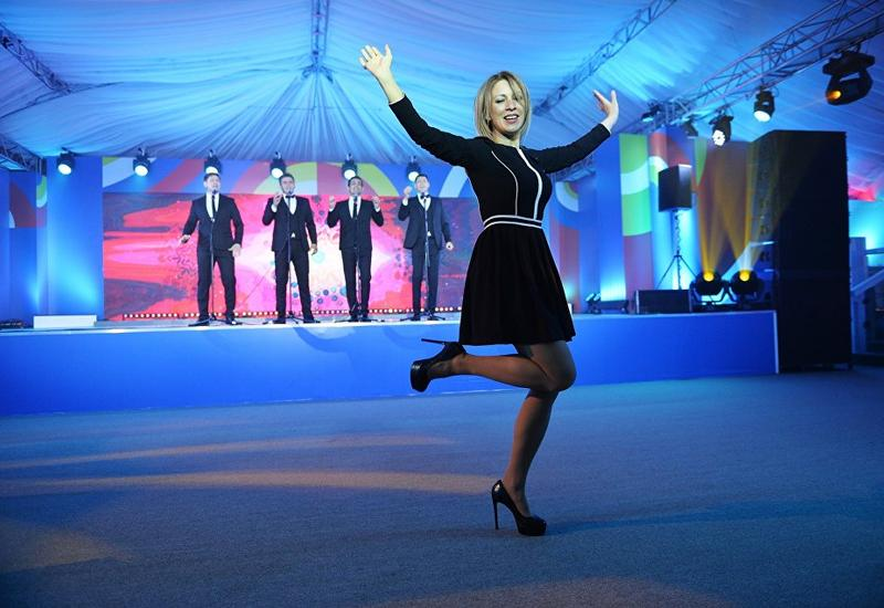 "Мария Захарова станцевала калинку на саммите Россия-АСЕАН <span class=""color_red"">- ВИДЕО</span>"