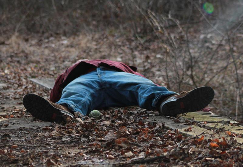 Bakıda istirahət parkında ölüm