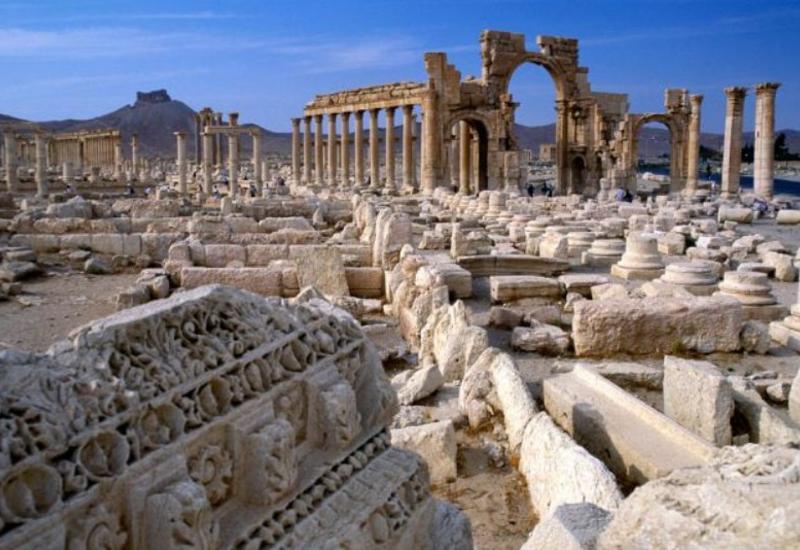 Армения собралась разрушить Пальмиру