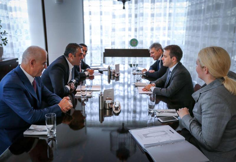 Азербайджан и Россия обсудили сотрудничество в сфере связи и высоких технологий