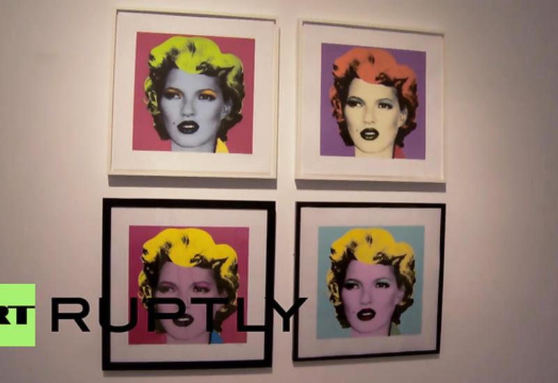 """В Риме провели выставку работ Бэнкси без согласия автора <span class=""""color_red"""">- ВИДЕО</span>"""