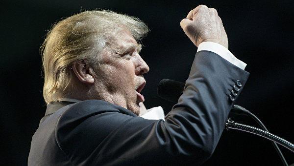 Противники Трампа устроили беспорядки вштате Нью-Мексико