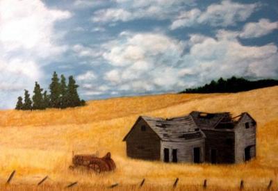 """""""Картинная галерея"""" Day.Az: Работы Джона Малеца <span class=""""color_red"""">- ФОТО</span>"""