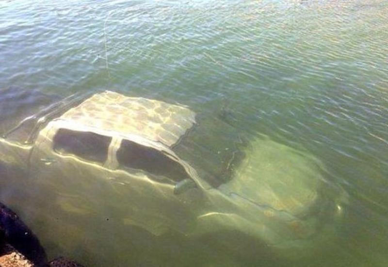 Армянская прокурорша напилась и въехала в озеро - ПОДРОБНОСТИ