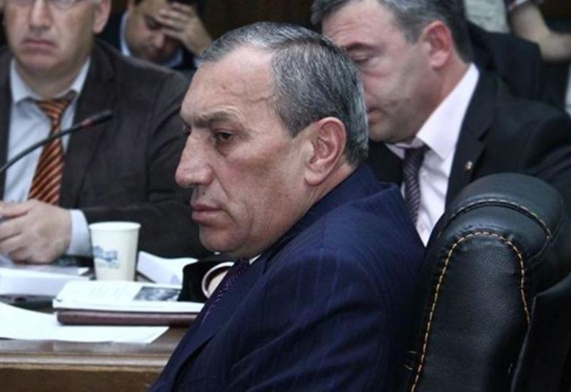 Губернатор Сюника поиздевался над армянами