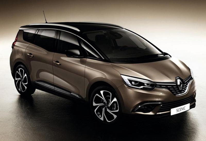 "Новый минивэн Renault Grand Scenic представлен официально <span class=""color_red"">- ФОТО</span>"