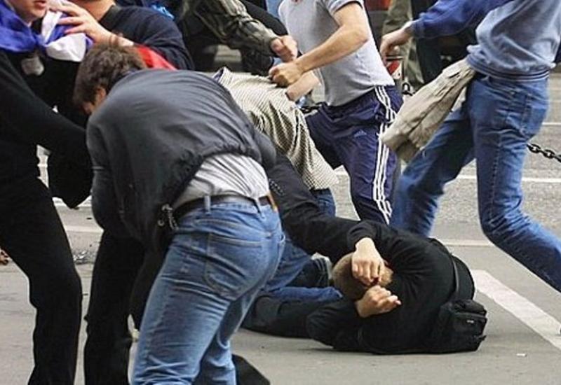 Телохранители армянских чиновников совсем распоясались
