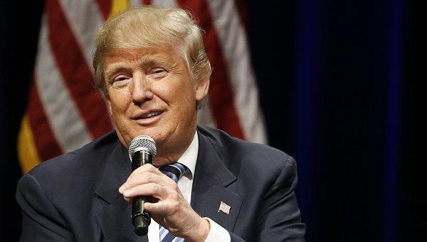 Трамп гарантировал себе статус кандидата впрезиденты США