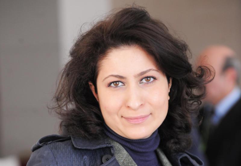 Глава Русской службы АМИ Trend награждена за укрепление азербайджано-грузинских отношений
