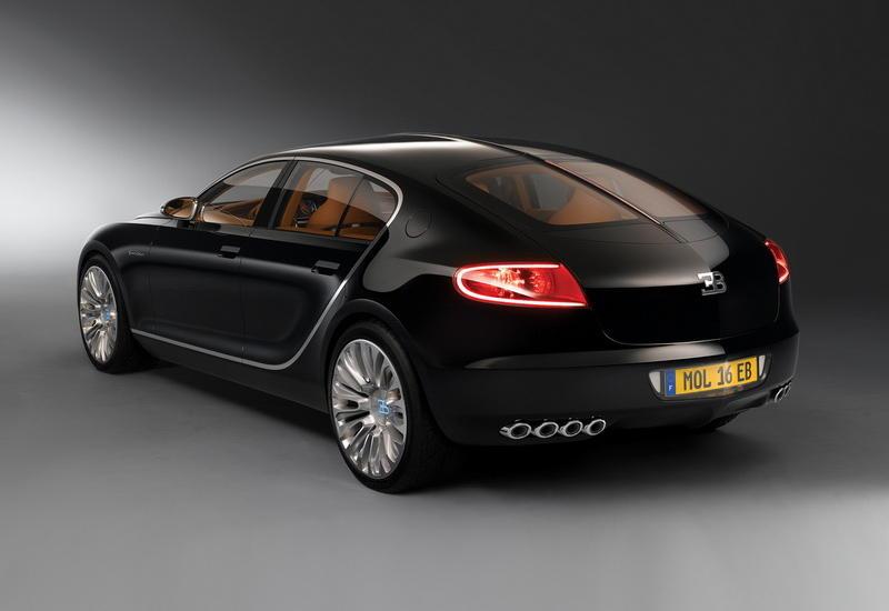 "Bugatti может выпустить гиперседан <span class=""color_red"">- ФОТО</span>"
