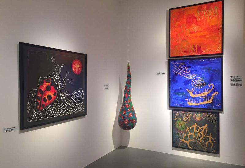 """По инициативе IDEA в Лондоне открылась выставка """"Живая жизнь"""" <span class=""""color_red"""">- ФОТО</span>"""