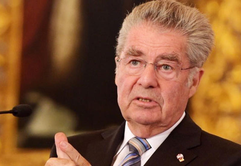 Президент Австрии: Мы хотим укрепить экономическое сотрудничество с Азербайджаном