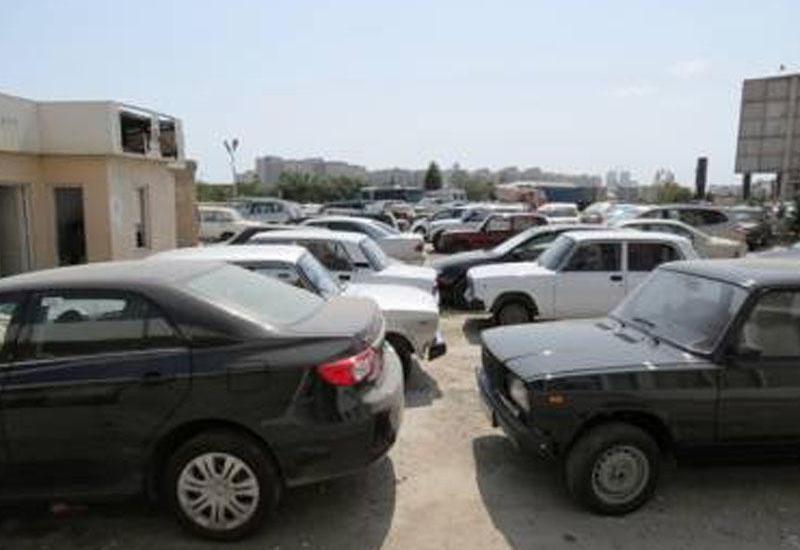 Bakıda qaçırıldığı ehtimal olunan avtomobil polisdən tapıldı
