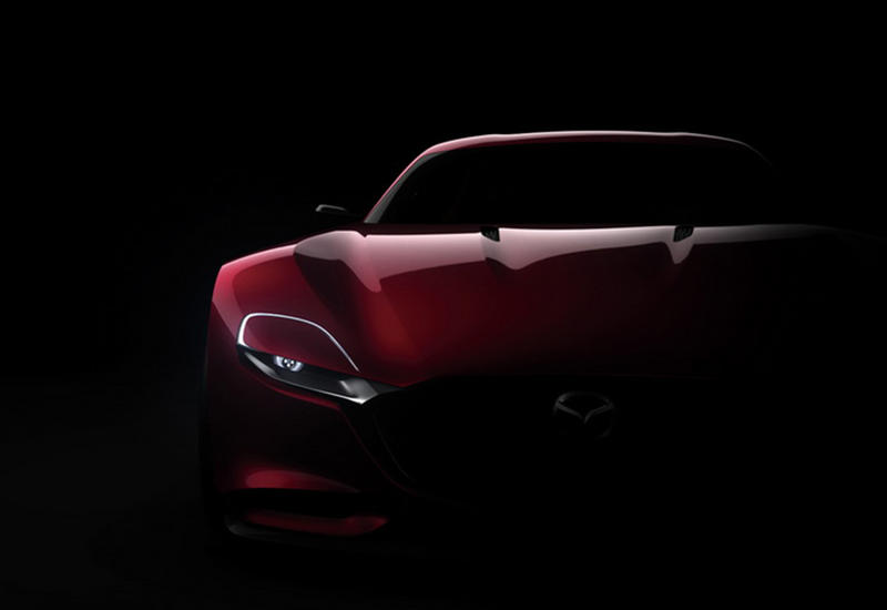 """Mazda продолжает дразнить мир роторным суперкаром <span class=""""color_red"""">- ФОТО</span>"""
