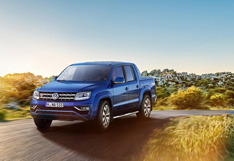 """Volkswagen показал, как на самом деле выглядит интерьер нового Amarok <span class=""""color_red"""">- ФОТО</span>"""