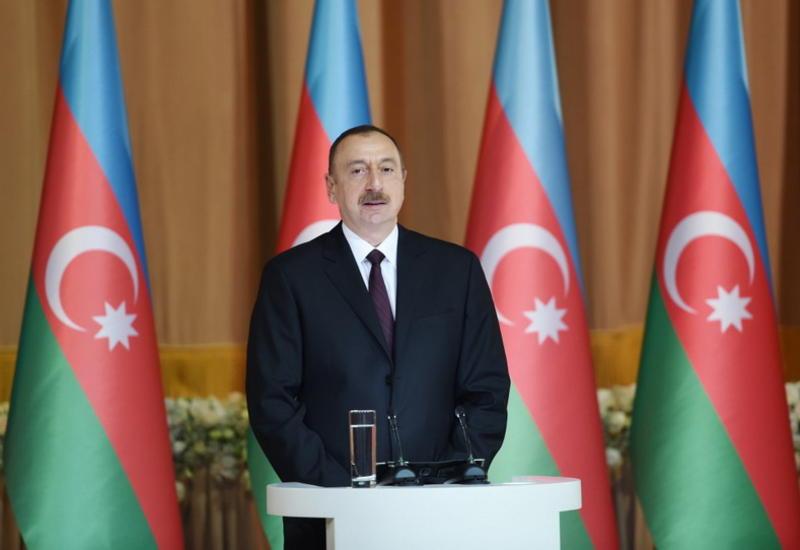 Президент Ильхам Алиев: Безопасность в Азербайджане обеспечивается на должном уровне