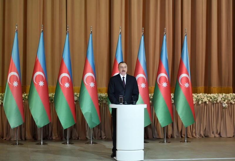 Президент Ильхам Алиев: Азербайджан становится региональным транспортным центром
