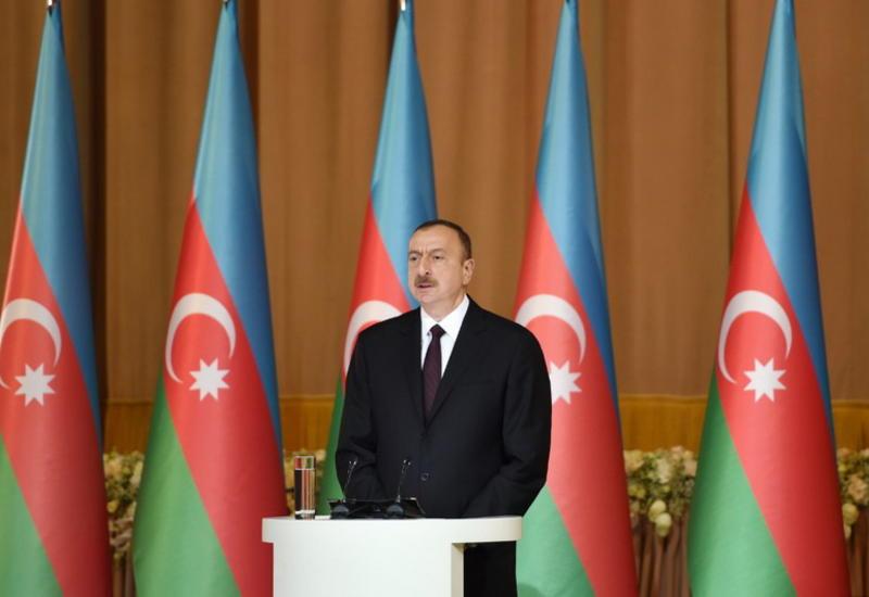 Президент Ильхам Алиев: После 2016 года экономическое развитие должно стать еще более стремительным